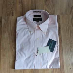 2/$30 Alexander Julian Colours Pink Dress Shirt